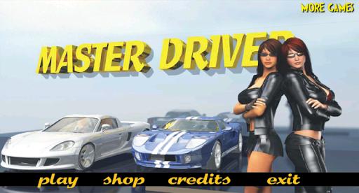 Master Car Driver