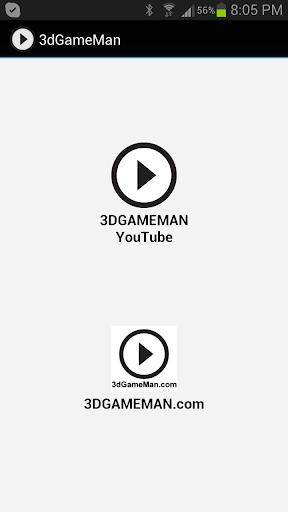 3D GameMan
