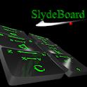 SlydeBoard: Fast Full Keyboard logo
