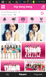 KpopTube - Watch the KPOP ! - screenshot thumbnail