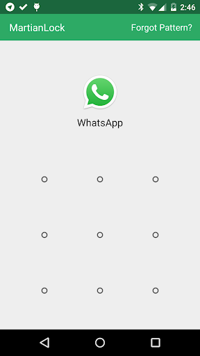 App Lock MartianLock