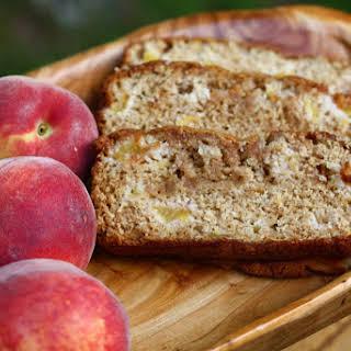 Peach Bread.