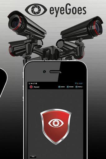 EyeGoes- Personal Security Cam