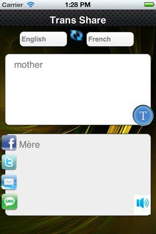 【免費通訊App】Translate&Share-APP點子