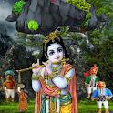 Krishna Govardhana Giri Game