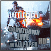 Battlefield 4 Countdown LWP HD