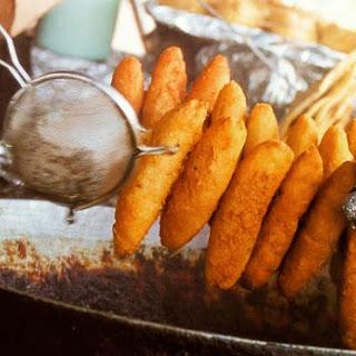 Fried Dessert Dough Recipes.