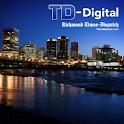 TD-Digital logo