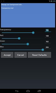 Sticky Pad Widget FREE - screenshot thumbnail