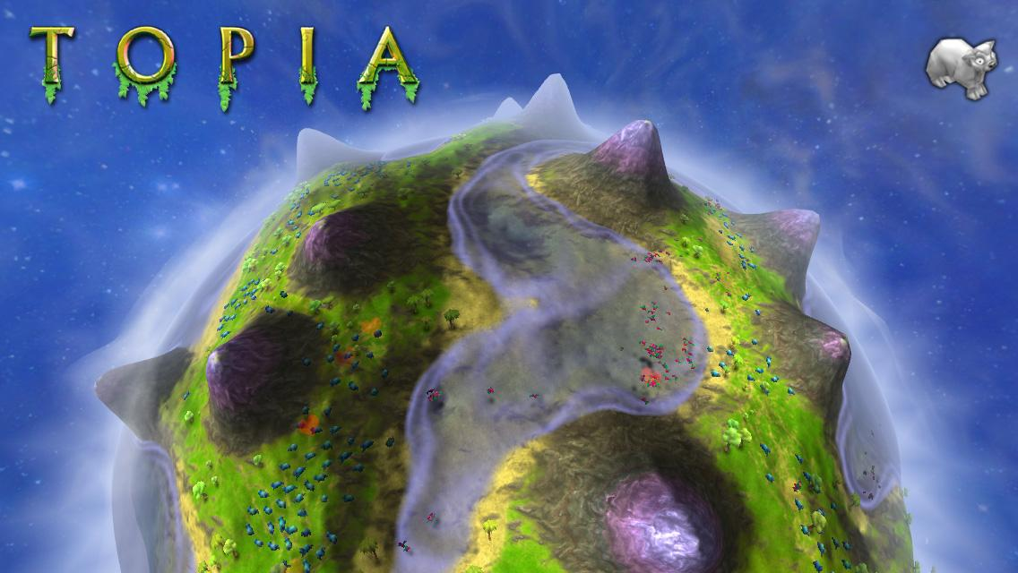 Topia World Builder- screenshot