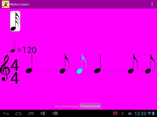 Rhythm Creator