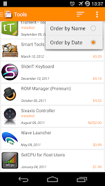 Purchased Apps Screenshot 2