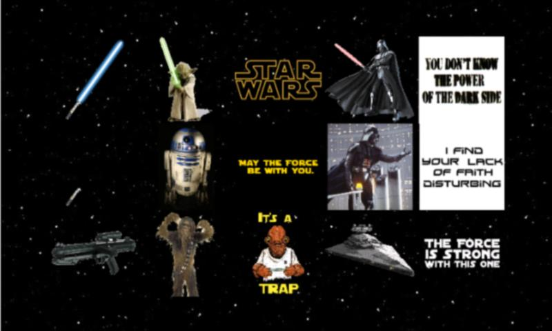 PicSounds StarWars - screenshot