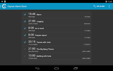 Alarm clock PRO v6.17.2