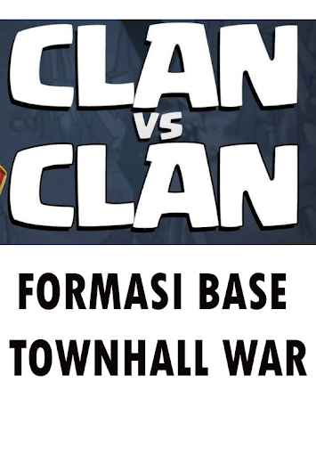 Formasi Base Clan War COC