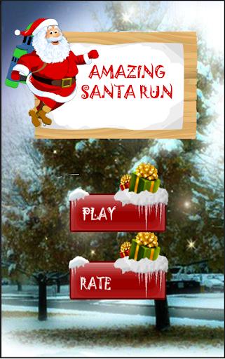 Amazing Santa Run Pro