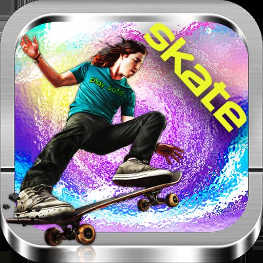速滑選手免費 LOGO-APP點子