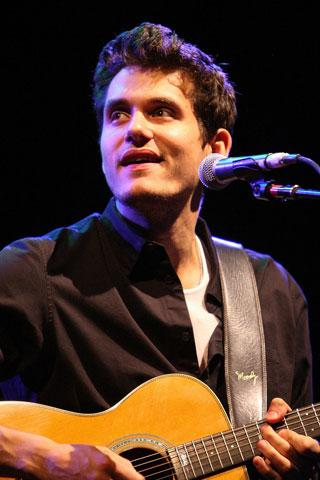 John Mayer Wallpaper - screenshot