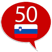 Learn Slovenian - 50 languages