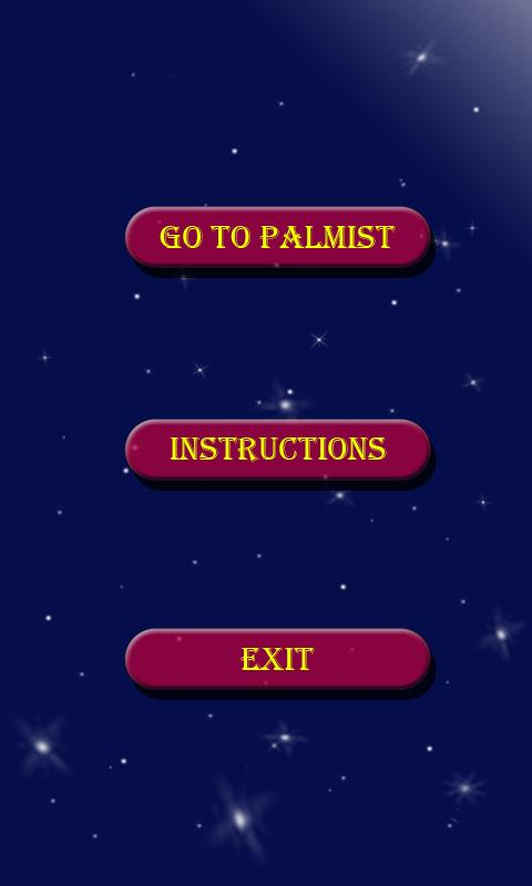 Palmist True Vision Pro 2 - screenshot