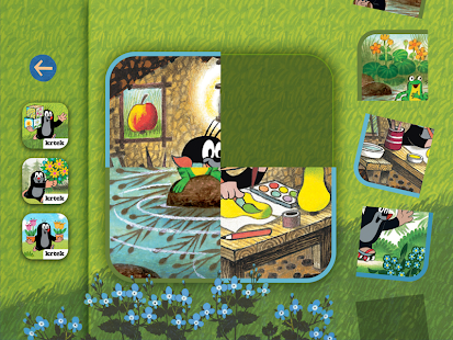 Little Mole's Puzzle- screenshot thumbnail