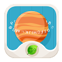 GO KEYBOARD FANTASY TEXT icon