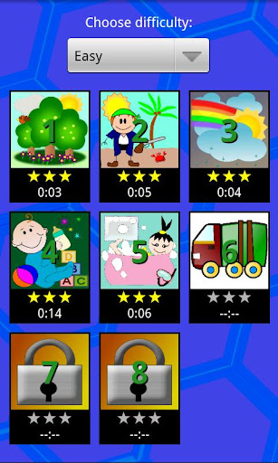 Kids Slide Puzzle 1.9 screenshots 3
