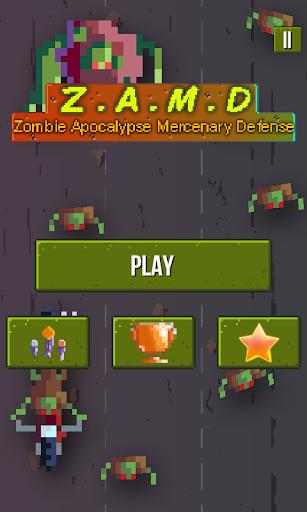 Zombie Smasher Mercenaries