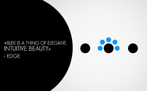 Blek- screenshot thumbnail