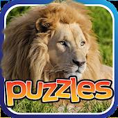 African Safari Puzzles - FREE