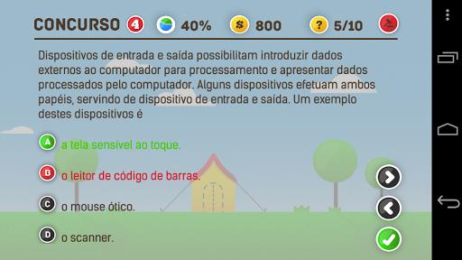 【免費教育App】Jogo do Concurseiro-APP點子