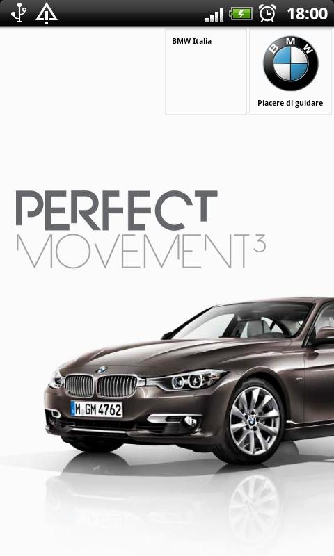 BMW Perfect Movement - screenshot