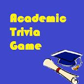 Academic Trivia Game