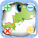 Maths For Kids Free icon