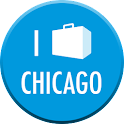 Chicago Travel Guide & Map icon