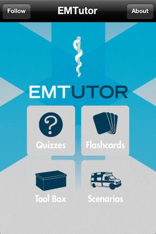 EMT Tutor Lite - EMS Scenarios - screenshot