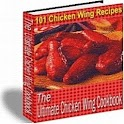Chicken Wing Recipes icon