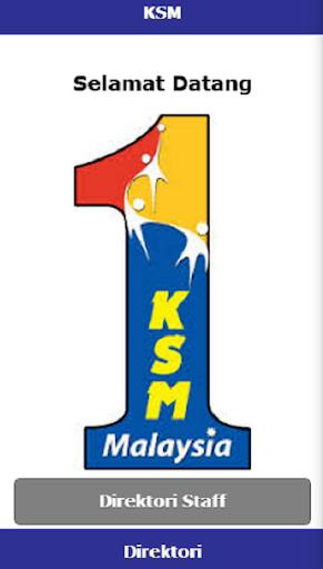 Direktori Staff KSM