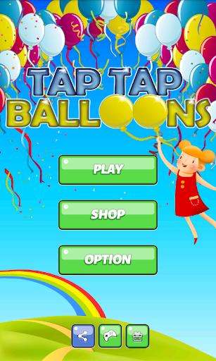 Tap Tap Balloons