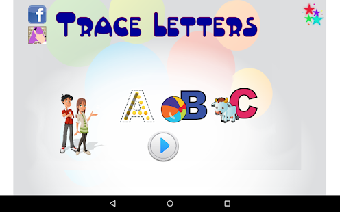 Kids Trace Write Letters abc - Android Apps on Google Play