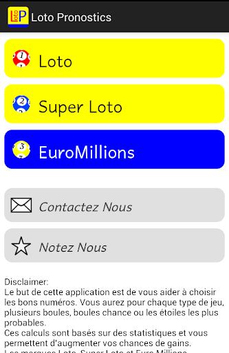 免費下載娛樂APP|EuroMillions - Loto Pronostics app開箱文|APP開箱王