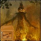 halloween feu de camp lwp icon