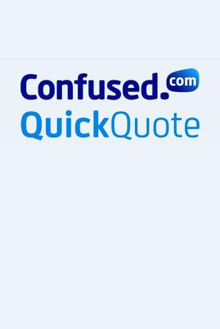 Confused.com QuickQuote