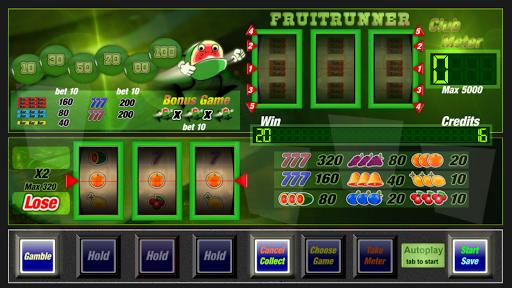 tragaperras corredor de frutas screenshot
