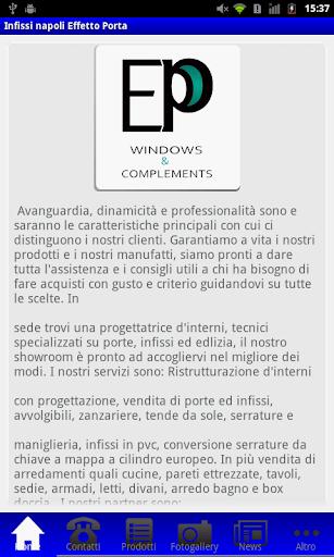 免費下載商業APP|Infissi napoli Effetto Porta app開箱文|APP開箱王