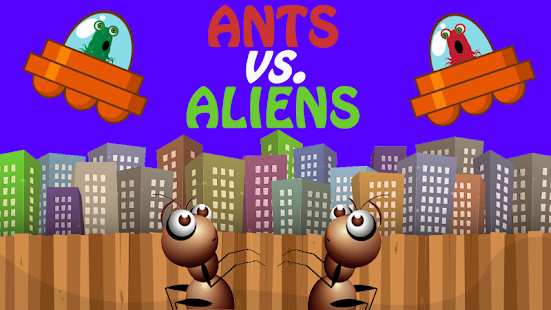 Ants vs. Aliens- screenshot thumbnail