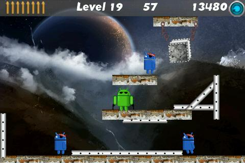 Droid Justice - screenshot