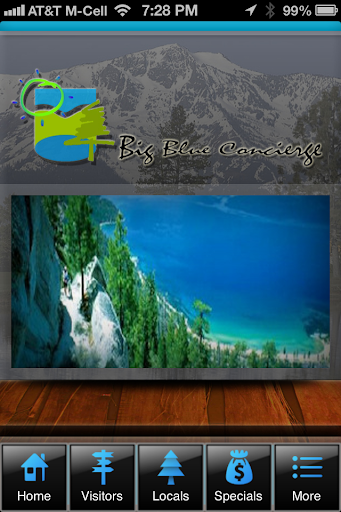 Big Blue Concierge