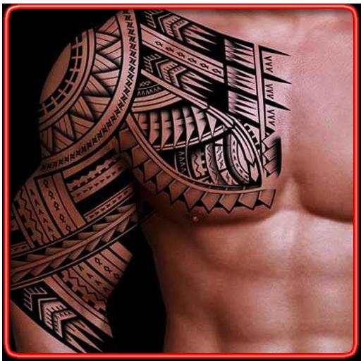 部落紋身圖案設置2