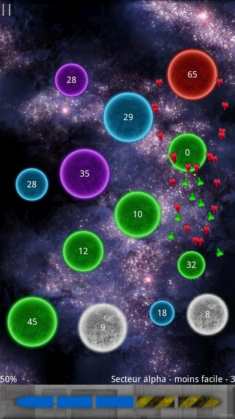 GalaxIR Star - screenshot